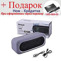 Bluetooth-колонка K8 c функцией speakerphone радио  Черный, фото 1
