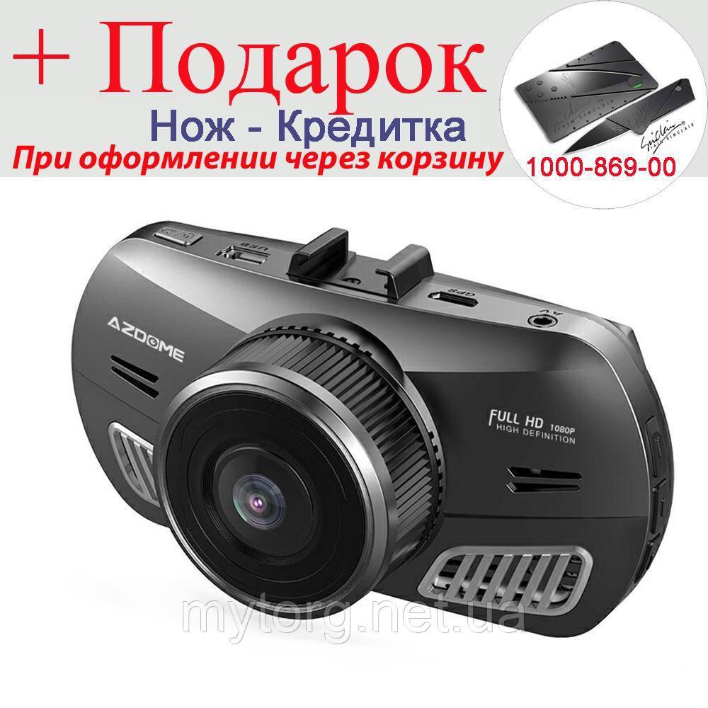 Відеореєстратор Azdome M11 з роздільною здатністю Full HD1080P GPS