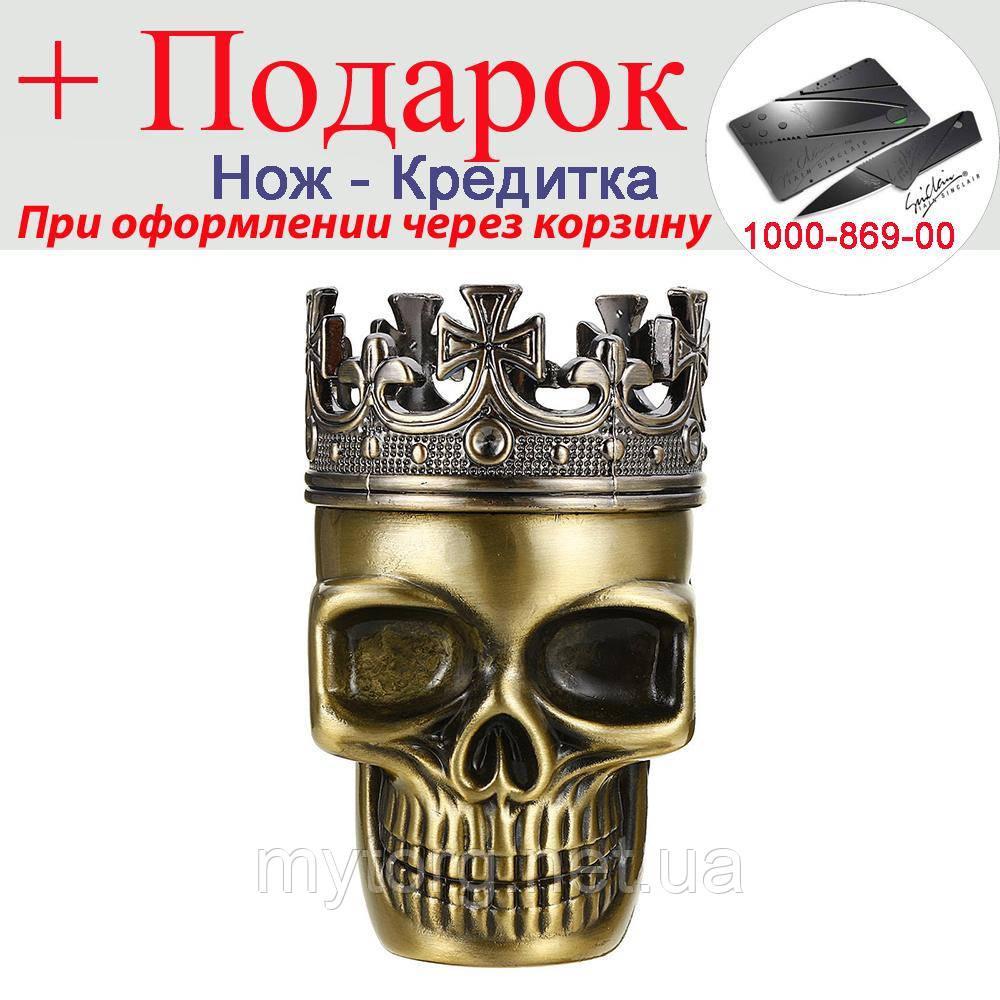 Крешер Веселий Роджер Золотий