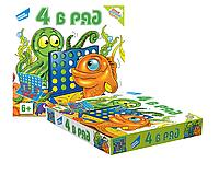 """Детская настольная игра """"4 в ряд"""" - Dream Makers (707-16)"""