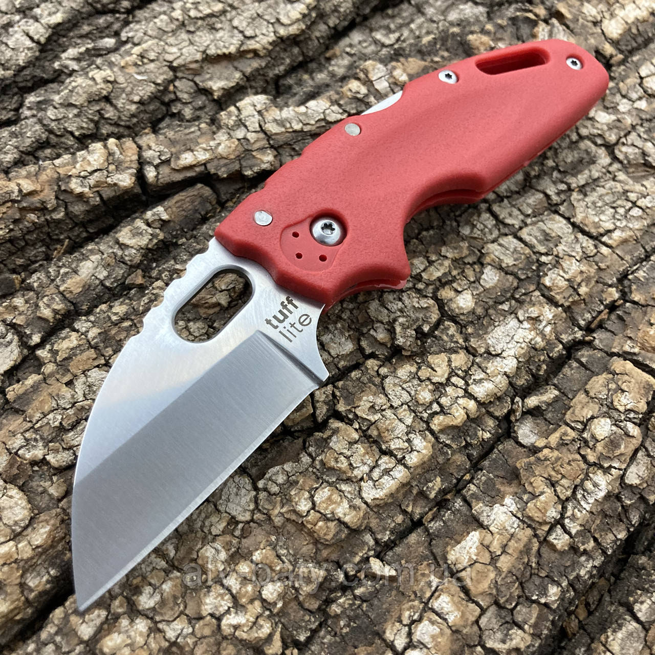 Нож Cold Steel Tuff Lite 20LT (Replica) Red