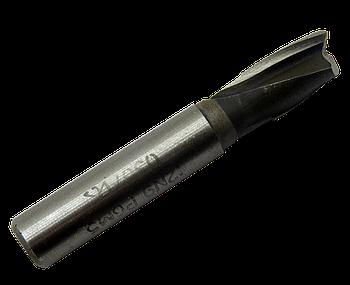 Фреза шпоночная Ø12 Р6М5 цилиндрический хвостовик