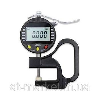 Толщиномер индикаторный цифровой 0-10 мм (0.001мм) PROTESTER 5318-10