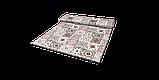 Декоративная ткань плитка рубин 20286v15 на тефлоне, фото 8