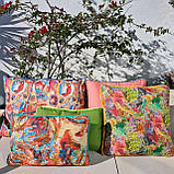 Декоративна тканина мімози в стилі Ван Гога 88075v1, фото 2