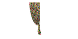 Декоративна тканина мімози в стилі Ван Гога 88075v1, фото 6