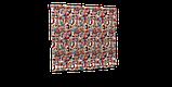 Декоративная ткань лица в стиле Пикассо на хлопке Испания 280см 88076v1, фото 5