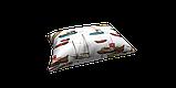 Декоративна тканина човники 180см Туреччина 88042v8, фото 3