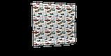 Декоративна тканина човники 180см Туреччина 88042v8, фото 5