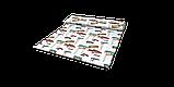 Декоративная ткань лодочки 180см Турция 88042v8, фото 8
