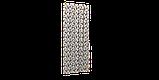 Декоративна тканина огірки червоно-жовті на білому тлі Туреччина 88026v5, фото 7