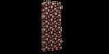 Декоративная ткань серые цветы на бордовом фоне Турция 87994v10, фото 7