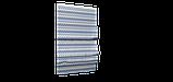 Декоративна тканина зигзаги міссоні блакитні білі Туреччина 88004v2, фото 6