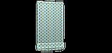 Декоративна тканина геометрія шестикутники зелені на білому тлі Туреччина 87997v6, фото 5