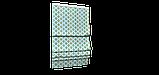 Декоративна тканина геометрія шестикутники зелені на білому тлі Туреччина 87997v6, фото 6