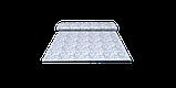 Декоративна тканина квіти сакура сині Туреччина 88003v14, фото 7