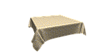 Декоративная ткань цветы сакура желтый Турция 88002v13, фото 4