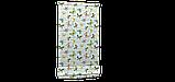 Декоративная ткань бабочки цветные пастель Турция 87982v16, фото 5