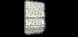 Декоративна тканина кольорові метелики пастель Туреччина 87982v16, фото 6