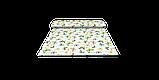 Декоративна тканина кольорові метелики пастель Туреччина 87982v16, фото 8