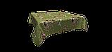 Декоративна тканина квіти на зеленому тлі Туреччина 87978v10, фото 3