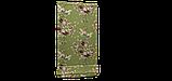 Декоративна тканина квіти на зеленому тлі Туреччина 87978v10, фото 5