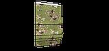 Декоративна тканина квіти на зеленому тлі Туреччина 87978v10, фото 6