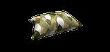 Декоративная ткань капли зеленые Турция 87975v14, фото 4