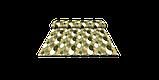 Декоративна тканина краплі зелені Туреччина 87975v14, фото 8