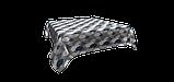 Декоративна тканина краплі сіро-чорні Туреччина 87976v1, фото 3