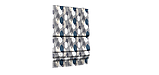Декоративна тканина краплі сіро-чорні Туреччина 87976v1, фото 6