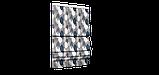Декоративная ткань капли серо-черные Турция 87976v1, фото 6