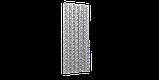 Декоративная ткань синие листья на сером фоне Турция 87961v3, фото 7
