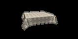 Декоративна тканина геометрія бежева Туреччина 87973v4, фото 4