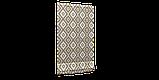 Декоративна тканина геометрія бежева Туреччина 87973v4, фото 5