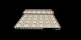 Декоративна тканина геометрія бежева Туреччина 87973v4, фото 8