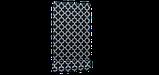 Декоративна тканина білий візерунок на синьому тлі Туреччина 87913v3, фото 5