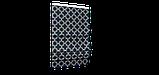 Декоративна тканина білий візерунок на синьому тлі Туреччина 87913v3, фото 6