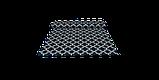 Декоративна тканина білий візерунок на синьому тлі Туреччина 87913v3, фото 8