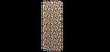 Декоративная ткань розовые и оранжевые цветы на белом фоне Испания 87892v1, фото 7