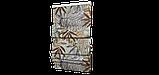 Декоративная ткань серые и коричневые листья Испания 87886v1, фото 6