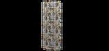 Декоративная ткань серые и коричневые листья Испания 87886v1, фото 7