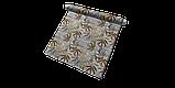 Декоративная ткань серые и коричневые листья Испания 87886v1, фото 8