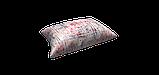 Декоративна тканина рожеві і блакитні смуги на білому тлі Іспанія 87880v7, фото 3