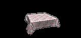 Декоративна тканина рожеві і блакитні смуги на білому тлі Іспанія 87880v7, фото 4