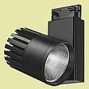 Feron AL105 40W черный 4000K светодиодный трековый светильник, фото 2