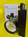Feron AL105 40W черный 4000K светодиодный трековый светильник, фото 6