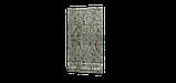 Декоративна тканина коричневий вензель на зеленому тлі Іспанія 87874v4, фото 4