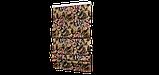 Декоративна тканина жовті і помаранчеві квіти з листям Іспанія 87870v1, фото 5
