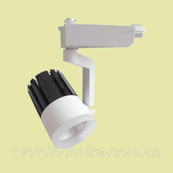 Feron AL119 30W белый 4100K светодиодный трековый светильник